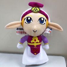 "7"" PRINCESS ZELDA UFO PLUSH LEGEND OF ZELDA Ocarina Of Time Cute Toy US ship"