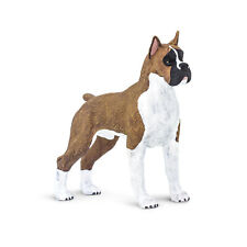 Boxer Dog Animal Figure Safari Ltd 100062 NEW Toys Educational