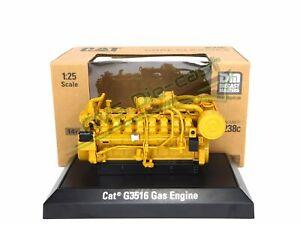 Cat Caterpillar G3516 Gas Engine 1/25 Scale Diecast Masters 85238C