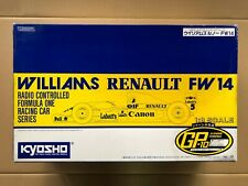 3273 # KYOSHO 1/8 F1 WILLIAMS RENAULT FW14 GP-10 POWER ENGINE kit
