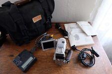 Sony Handycam Bundle Pd1 MiniDv Camcorder Dcr-Pc1 with Case, Cables, etc.