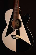Dean Michael Schenker Performer Acoustic Electric Guitar - Free Shipping!