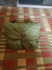 USED Vintage 1980 US Military Medic Tri-Fold Medical Supply Bag Army Green CLS