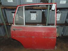 Tür HR Opel Admiral B hinten rechts Fensterheber Scheibe Griff rot 1975