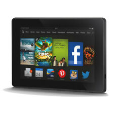 Amazon Kindle Fire HD 7 (3rd Gen.) 16GB, Wi-Fi, 7in - Black -Very Good Condition