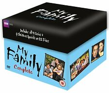 from BOSTON, MA *NEW* My Family - Complete Series 1-11 DVD box set Region 2 UK