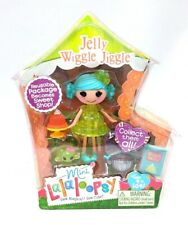 Mini Lalaloopsy Figure Doll Jelly Wiggle Jiggle #4 of Series 8 Exclusive RARE