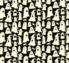 Fantasmi GLOW IN THE DARK HALLOWEEN Patchwork sostanze Patchwork sostanze Ghost Decorazione