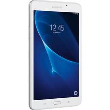 """Samsung Galaxy Tab A 7"""" Tablet w/ WiFi, 8GB, 1.5GB RAM- White, SM-T280NZWAXAR"""
