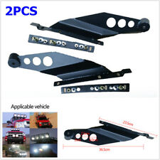 Car Roof Upper LED Light Strip Bar Mounting Bracket Stand Fit for SUV Off-road