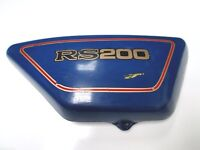 YAMAHA RS RS200 1983 MODEL - STANDARD FIT RIGHT HAND SIDE PANEL GOOD ORDER