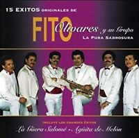 Fito Olivares - 15 Exitos Originales [New CD]
