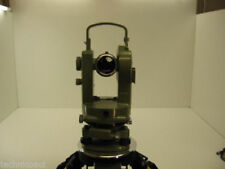 "WILD/LEICA, HEERBRUGG T1 (70) 6"" THEODOLITE FOR SURVEYING, 1 MONTH WARRANTY!"