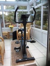 Roger Black Fitness Exercise Gold Magnetic Bike Cycle Machine