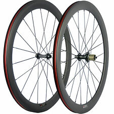 700C 50mm Carbon Tubeless Wheelset Road Bike Carbon Wheels R13 Bicycle Wheel