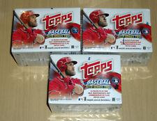 2018 Topps Series 2 baseball blaster sealed 3-box lot Acuna bat down? Torres 699