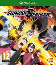 Naruto To Boruto Shinobi Striker Xbox One **BRAND NEW & SEALED!!**