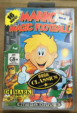 Marko's Magic Football (Sega Mega Drive, 1993)