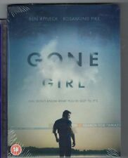 GONE GIRL (BEN AFFLECK ) DVD NEW SEALED