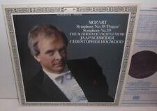 410 233-1 Mozart Symphonies Nos. 38 & 39 AAM Jaap Schroder Christopher Hogwood