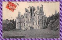 Carte Postale - BAGNOLES-DE-L'ORNE - Le Château de la roche Bagnoles