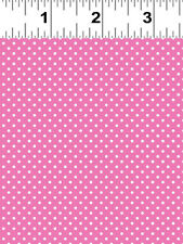 BRO.THER SIS.TER Pink Dots Quilt Fabric by 1/2 Yard 2141-73 Clothworks