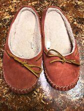 Womens L.l. Bean Hearthside Slip On Slippers Size 7