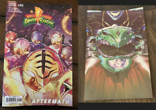 MIGHTY MORPHIN POWER RANGERS #51 NM/M 2 VARIANT COVER SET 07/15/2020