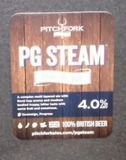 Pitchfork Ales PG Steam pump clip front