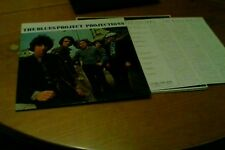 BLUES PROJECT - PROJECTIONS LP MADE IN JAPAN