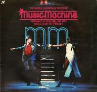 MUSIC MACHINE soundtrack ZCNH 106 A1/B1 1st pressing uk pye LP PS EX/EX gatefold