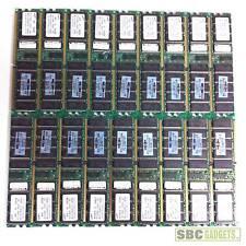 18GB (18 x 1GB) HP PC2100 DDR-266MHz ECC Registered Server RAM