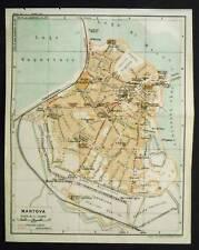 Antica=Topografica=MANTOVA_LOMBARDIA= Scala1:15000.1907