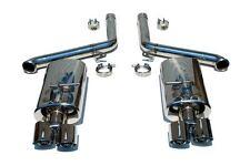 Fabspeed Porsche Panamera Turbo/S/4S/V6 Maxflo Sport Performance Exhaust Upgrade