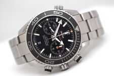 Men's Omega Seamaster Planet Ocean 46mm Chronograph Co-Axial Watch (2014)
