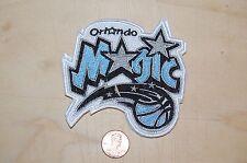 "Orlando Magic 3 1/2"" Patch 2000-2010 Primary Logo Basketball"