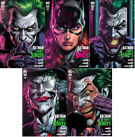Batman Three Jokers #2 A B + Premium D E F  Fabok Set of 5 NM/NM+