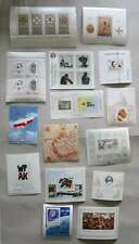 POLAND NICE COLLECTION OF 15 DIFFERENT SOUVENIR SHEETS mnh**  c/cy367