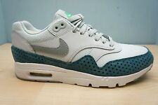 Nike Air Size 4 UK Ladies Grey / Aqua Max Ultra Essentials Trainers Womens BNWB