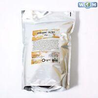 Stearic Acid Wax 1kg (WAX1KSTEA)
