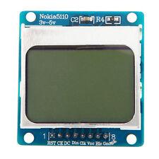 3.3V~5V LCD Display Screen White Backlight adapter PCB For Nokia 5110 Module