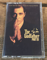 """""""The Godfather Part III Soundtrack"""" CASSETTE 