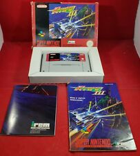 R-Type III Includes Poster SNES RARE