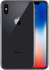 Apple iPhone X - 64GB Space Gray - T-Mobile AT&T Metro GSM Unlocked Smartphone