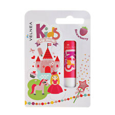 Lip Balm for kids girl, Strawberry, with natural avocado and jojoba oils