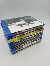 Blu Ray Lot of 9! Thor, Transporter & More! NINE Total Blu Rays-