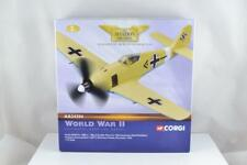 CORGI AA34304 FOCKE WULF 190A BLACK DOUBLE CHEVRON TUNISIA 1:72 MIB UK FREEPOST