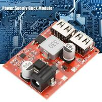 6-40V Step-down 5V 3A Voltage Stabilized Power Supply Buck Module Convenient