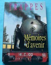 Trappes Mémoires d'avenir Train Locomotive à vapeur Vintage Cheminot wagon