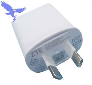 Genuine ZTE Wall Charger 5V 1A White STC-A51A Combine Shipping